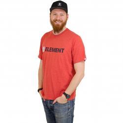 Element T-Shirt Blazin rot