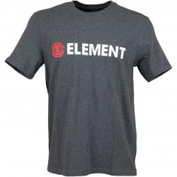 Element T-Shirt Blazin dunkelgrau