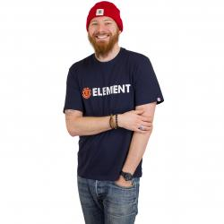 Element T-Shirt Blazin dunkelblau