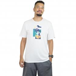 Element T-Shirt Dreamer bone weiß