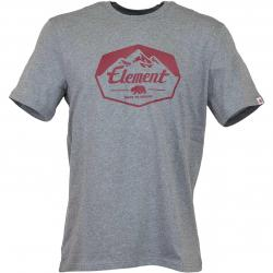 Element T-Shirt Journey grau