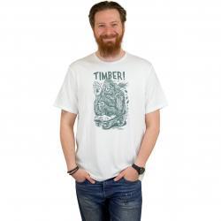 Element T-Shirt Joyride weiß