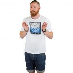 Element T-Shirt Log Jam weiß