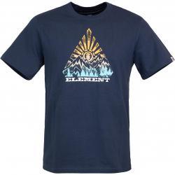 Element T-Shirt Longley dunkelblau