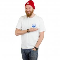 Element T-Shirt River Keeper weiß