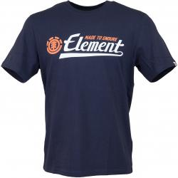 Element T-Shirt Signature navy