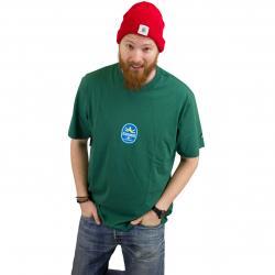 Element T-Shirt Yawye hunter grün