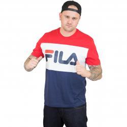 Fila T-Shirt Urban Line Day rot/weiß/schwarz