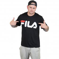 Fila T-Shirt Urban Line Logo schwarz