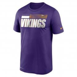Nike NFL Minnesota Vikings Team Name Legend T-Shirt