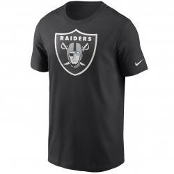 Nike NFL Las Vegas Raiders Logo Essential T-Shirt