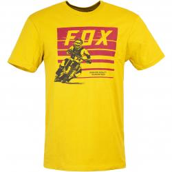 T-Shirt Fox Advantage gelb