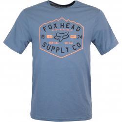 Fox Backbone Tech HerrenT-Shirt blau