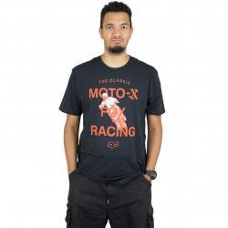 Fox Head T-Shirt Classic schwarz