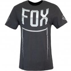Fox Cntro T-Shirt schwarz