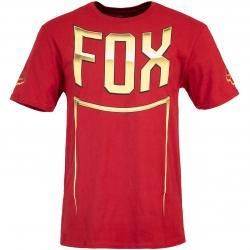 Fox Cntro Tech T-Shirt rot