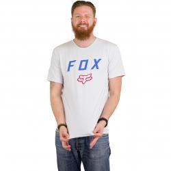 Fox T-Shirt Contended Tech grau