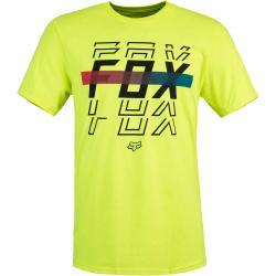 Fox Cranker T-Shirt gelb