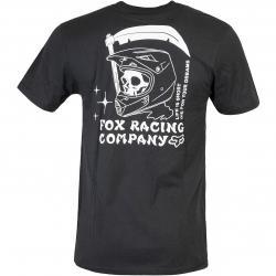 T-Shirt Fox Death Wish schwarz