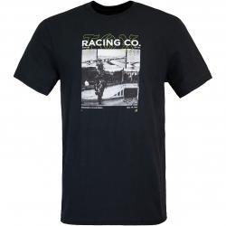 Fox Decrypted T-Shirt schwarz