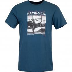 Fox Decrypted T-Shirt blau
