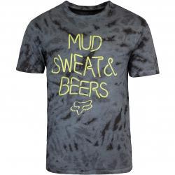 Fox Down N Dirty Herren T-Shirt schwarz