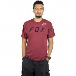 Fox T-Shirt Grizzled Tech rot