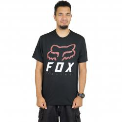 Fox T-Shirt Heritage Forger Tech schwarz