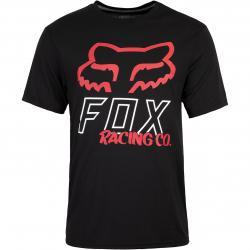 Fox Hightail Tech Herren T-Shirt schwarz