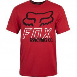 Fox Hightail Tech Herren T-Shirt rot