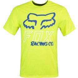 Fox Hightail Tech Herren T-Shirt gelb