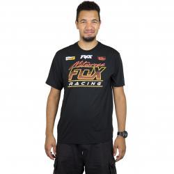 Fox T-Shirt Jetskee Tech schwarz