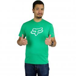 Fox T-Shirt Legacy Foxhead grün