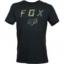 Fox T-Shirt Legacy Moth schwarz