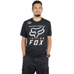 Fox T-Shirt Murc Fctry Tech schwarz