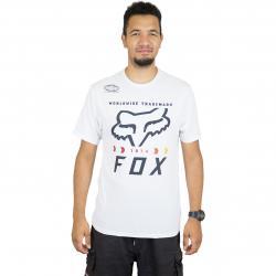 Fox T-Shirt Murc Fctry Tech weiß