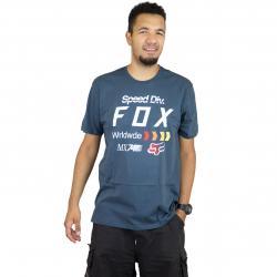 Fox T-Shirt Murc dunkelblau