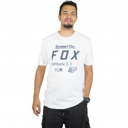 Fox T-Shirt Murc weiß
