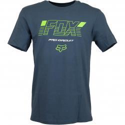 Fox T-Shirt Pro Circuit dunkelblau