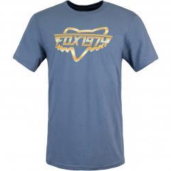 Fox Razors Edge T-Shirt blau