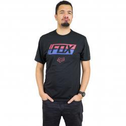 Fox T-Shirt Requiem Tech schwarz