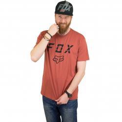 Fox T-Shirt Smoke Blower orange