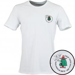 Globe T-Shirt Cheap Tricks weiß