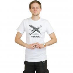 Iriedaily T-Shirt All Mighty weiß