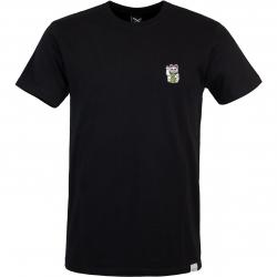Iriedaily Bye Bye Embroidered T-Shirt schwarz