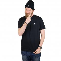 Iriedaily T-Shirt Chestflag schwarz