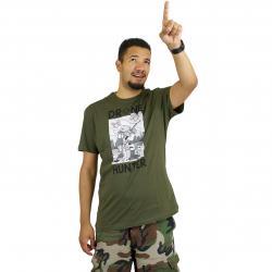 Iriedaily T-Shirt Drone Hunter olive