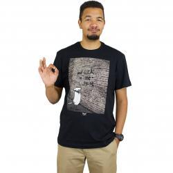 Iriedaily T-Shirt Good Luck schwarz