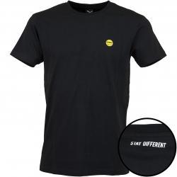 Iriedaily T-Shirt Happy Juri schwarz