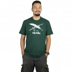 Iriedaily T-Shirt Harpoon Flag hunter